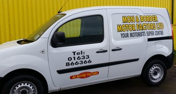 Vehicle Lettering Specialists Vinyl Sings Advertise