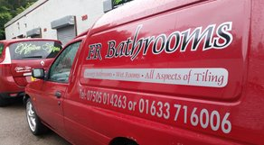 Kustom Signs Vinyl Lettering Specialists
