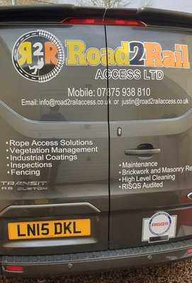 Kustom Signs Cwmbran Vehicle Graphics Lettering Logos Design